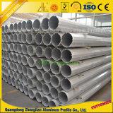 Profil en aluminium de fini de moulin avec Treament extérieur normal pour l'usage industriel
