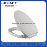 Jet-1003 Cubierta de plástico económico por encargo de asiento de inodoro