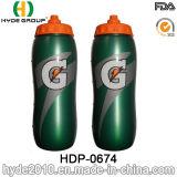 Оптовые BPA освобождают бутылку воды спортов пластмассы, бутылку воды спортов пластмассы (HDP-0674)