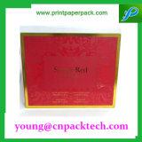 Contenitore su ordinazione impaccante di carta kraft del contenitore di regalo