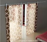 Pantalla de seda de vidrio impreso con patrón de dos colores