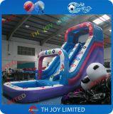 Diapositivas de agua inflables de los niños/diapositivas de agua de la buena calidad/juguetes del agua