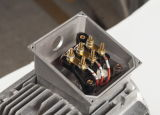 Ventilador de ventilador elétrico de vácuo alto para máquina de ferrugem a laser