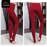 Pantaloni del piede di yoga delle signore Legging