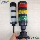 Lumières fonctionnantes de machine de lumière de tour de signal de DEL fabriquées en Chine