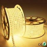 Indicatori luminosi di striscia impermeabili chiari decorativi di risparmio di energia LED