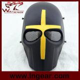 Mascherina tattica della plastica della mascherina della mascherina Ziz01-Jj del capitano America