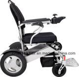 يرصّ منافس من الوزن الخفيف كهربائيّة يطوي كرسيّ ذو عجلات