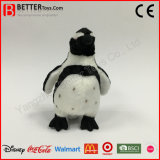 Brinquedo Lifelike enchido realístico do luxuoso do pinguim