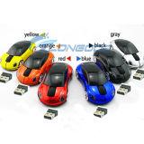 Новая мышь USB 2.4G 1600dpi 3D автомобиля оптически беспроволочная