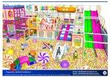 Jeux mous orientés de sucrerie pour des enfants