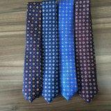 Cravatte stampate seta di disegno del fiore di modo
