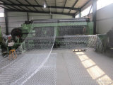 Compensation de fil de maille d'acier inoxydable en acier et