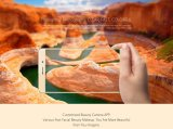 Base del patio del teléfono Mt6580 del maya 3G de Bluboo 5.5 plata elegante móvil del teléfono de la ROM 13.0MP+8.0MP 1280*720 3000mAh del teléfono 2GB RAM+16GB de la pulgada