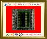 Изготовление PCB PCB прототипа электроники для платы с печатным монтажом MP4