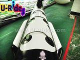 Boot van de Vissen van de Vlieg van de Haai van pvc de Drijvende voor Volwassene