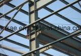 큰 조립식 금속 강철 구조물 작업장