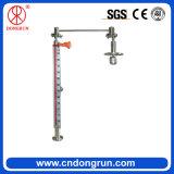 Indicateur de niveau de liquide pour le niveau du réservoir dans le réservoir