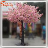 Árvore artificial direta da flor de cereja da fábrica a mais atrasada do estilo
