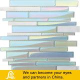 Mosaico horizontal caliente del vidrio cristalino de la mezcla de la venta 8m m para la serie del horizonte de la decoración de la pared (horizonte S I05/I06/I07)
