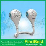 Mago de la música plegable los mini altavoces portables de Bluetooth del cuello