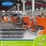 Machine de rembobinage de coupe de feuille d'aluminium (GS-AF 600)