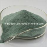 Poudre verte réfractaire en céramique de carbure de silicium de précision