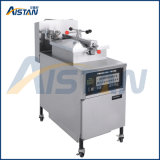 Type 304 friteuse électrique ou de gaz de pression de Kfc d'acier inoxydable de machine de Rotisseries