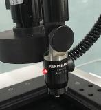 Máquina de medición video manual con la punta de prueba del tacto