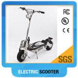 Ce aprobación 1300W Motor 48V 12ah batería de plomo ácido plegable Scooter eléctrico