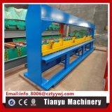 Máquina de estaca hidráulica da folha da placa de metal