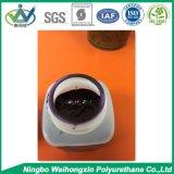 Goma púrpura del color para la esponja de la espuma de la PU