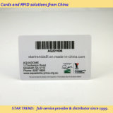 Carte principale magnétique en plastique de PVC de l'impression Cr80 de multicolores