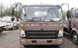 HOWO 3.5 toneladas del carro ligero 4X2 del cargo del carro de carro del camión