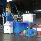 De hydraulische Briket die van het Schroot van het Metaal van het Afval Machine maken