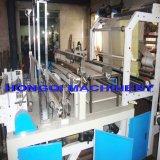 Doppelte Schicht-kalter Ausschnitt-Beutel, der Maschine herstellt