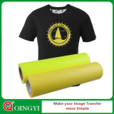 Papel de impressão da transferência térmica do PVC da boa qualidade de Qingyi