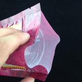 明確なWindowsが付いている印刷された食品包装袋をカスタム設計しなさい