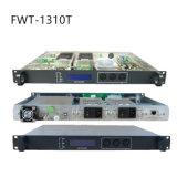 Transmisor óptico de CATV 1310nm con potencia enchufable