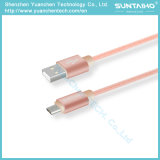 Schnelles aufladendes Mikro-USB-Daten-Kabel für Samsungandroid-Telefon