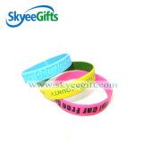 Projetar o Wristband do silicone para o presente