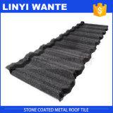 Mattonelle di tetto di alluminio rivestite del metallo della pietra del materiale da costruzione