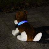 새로운 디자인 LED 가벼운 애완 동물 고리
