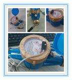 Contador de la corriente de la salida de pulso en 100 litros por pulso
