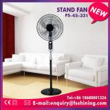Heiße Verkaufs-Luftkühlung 18 Zoll-neues Produkt-Schwarz-Untersatz-Standplatz-Ventilator
