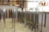 Acabado de lijado Pilares de barandilla de la escalera del acero inoxidable (GM-B048 / GM-B549 / GM-B162)