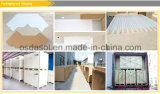 módulo solar cristalino preto aprovado de 290W TUV/Ce/IEC/Mcs mono