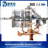Botella de cristal de agua carbonatada Gas Máquina de llenado de la máquina / Embotellado