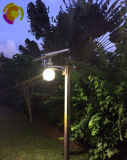 Indicatore luminoso di campeggio LED della via solare esterna astuta di IP65 3000K-6500K
