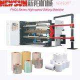 Hochgeschwindigkeits-OPP Film-aufschlitzende Maschine der Fhqj Serien-